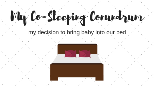 My Co-Sleeping Conundrum