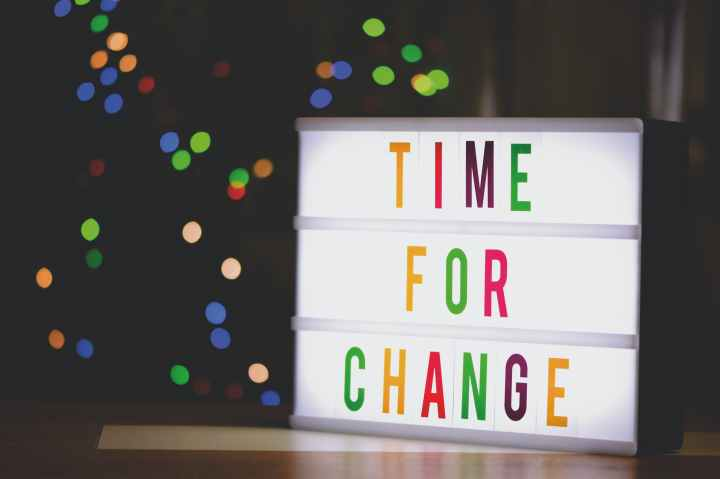 Find out What Works and Refuse to ChangeIt