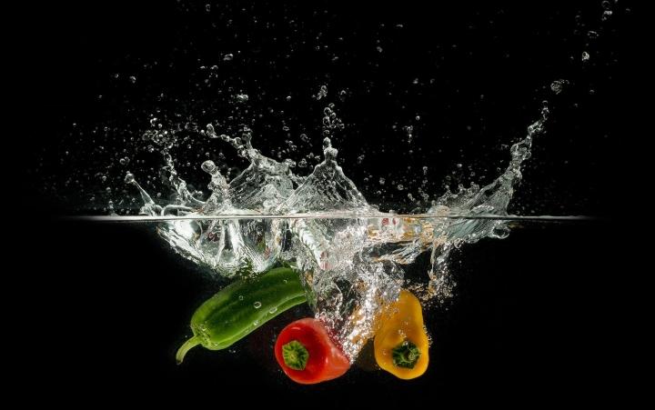 Washing Fruit andVeggies